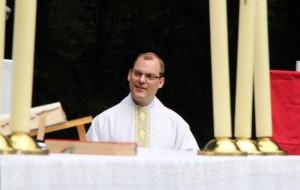 Der neue Präses der Bruderschaft: Pastor Hendrik Hülz.